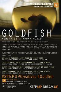 goldfish poster image