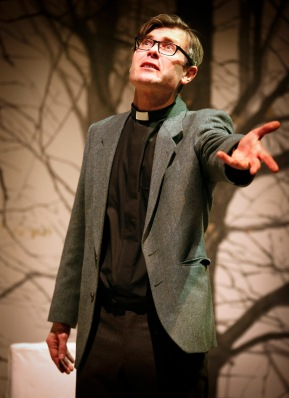 Paul Huntley-Thomas. Photo: Pamela Raith Photography. Designer: Juliet Shillingford, Lighting Designer: Jeremy Rowe