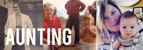 Aunting banner